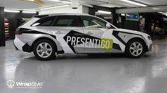Audi A4 sport back camo 03 wrapstyle car wrap foil | Flickr
