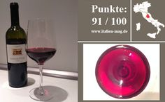 Weinprobe La Carraia Sangiovese 2012 - Umbrien