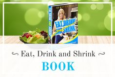 My book with 150 quick and easy fat burning recipes, meal plans and more!