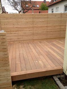 Rhombusleisten 27x70mm bis 6m lang fassadenholz for Stahlwandpool rund obi