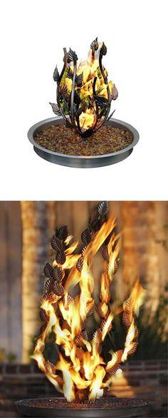 72 Best Diy Gas Fire Pit Materials Images On Pinterest Diy Gas