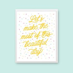 Mr Rogers Quote Printable Art Beautiful Day Mister Rogers