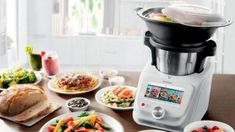 Recetas con 'Monsieur Cuisine': ideas veraniegas para cocinar con el robot de 'Lidl' Thermomix Alternative, Robot Lidl, Rice Cooker, Voici, Grands Parents, Instructions, Minimum, France, Aloe Vera