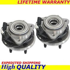 Advertisement Ebay 2 Wheel Hub Bearing Front For Ford Explorer 95 01 Mercury Mountaineer 97 01 4wd Ford Explorer Ford Ranger Mercury Mountaineer