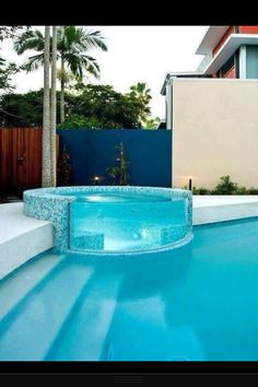 ~Another lottery wish list item!~ Glass pool