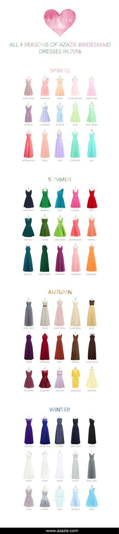 Azazie is the online destination for special occasion dresses. Our online boutique connects bridesmaids and brides with over 400 on-trend styles, where each is available in 50+ colors.: