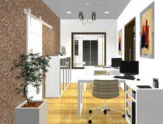 Paula Pereira   Arquitetura e Interiores   Conforto em Ambientes: Comercial