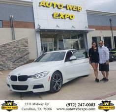 Congratulations Babul on your #BMW #3 Series from Ali Hussain at Auto Web Expo Inc!  https://deliverymaxx.com/DealerReviews.aspx?DealerCode=J789  #AutoWebExpoInc