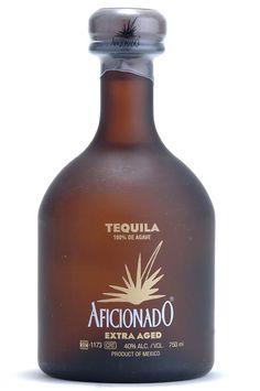 Tequila Aficionado Añejo
