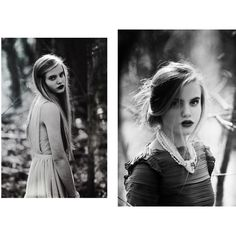 Portrait Remy Ryan by Lauren Withrow ❤ liked on Polyvore featuring pictures, people, black and white, models and girls
