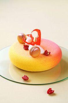 """Verdade de sabor: Торт """"Мельба"""" / Torta Melba"""