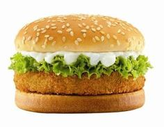 Eat a Mc Aloo Tikki in India. Mc Donalds Mc Aloo Tikki Burger.... The way we bend MNCs to Indianize for us..... :-)
