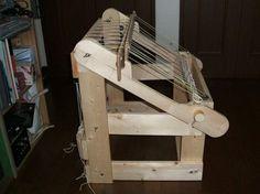 Home made loom Loom 2