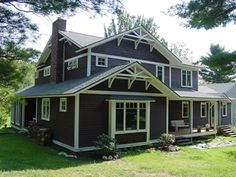 Craftsman Style Remodel : Vermont Contractor Home of Reap Construction