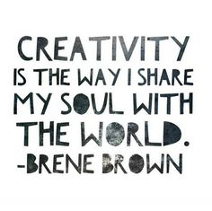 Sharing is caring - and the World needs more of YOU to step up & into your soul! #creativepreneur #badassladyboss