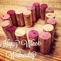 Happy Wine Wednesday! #WineWednesday
