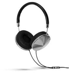 FRENDS Taylor headphones in silver black