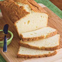 Eggnog Pound Cake Recipe | MyRecipes.com