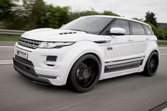 Range Rover Evoque PD 650 Widebody
