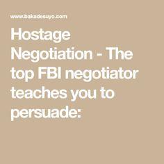 19 Crisis Negotiation Ideas Negotiation Crisis Study Info