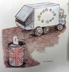 The Balkans Will Suffer if Britain Quits Europe :: Balkan Insight Funny Pictures, Funny Pics, Belgrade, Far Away, Britain, Decorative Boxes, Jokes, Satire, Sarcasm