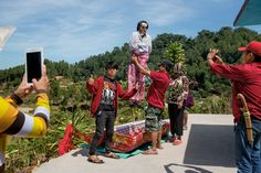 In a remote corner of Indonesia, the departed—and their corpses—remain a part of the family.