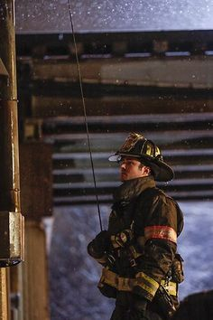 #ChicagoFire / NBC / Taylor Kinney