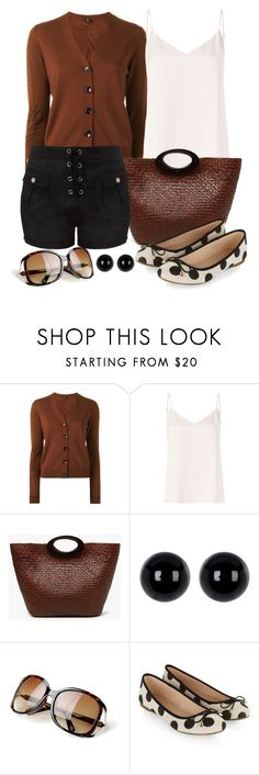 """""""Untitled #1439"""" by gallant81 ❤ liked on Polyvore featuring PS Paul Smith, L'Agence, Candela and Accessorize"""