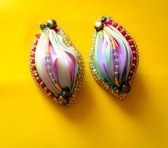 Shibori by MABI Shibori, Swarovski, Earrings, Jewelry, Fashion, Ear Rings, Moda, Stud Earrings, Jewlery