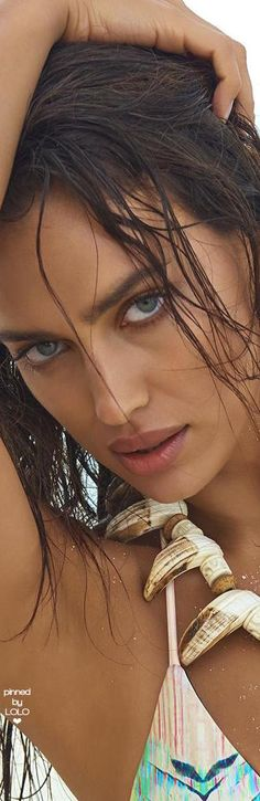 Irina Shayk for Sports Illustrated Swimsuit Edition 2016 | LOLO❤︎