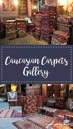 Caucasian Carpets Gallery - Latitude with Attitude