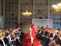 Balmuir spring colours in the Charity runway at Ritarihuone, Helsinki Finland. www.balmuir.com/shop