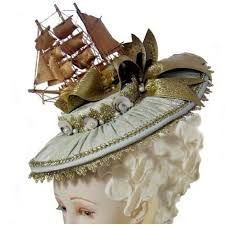 Image result for 18th century hat