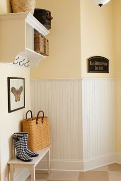 Cottage Mud Room
