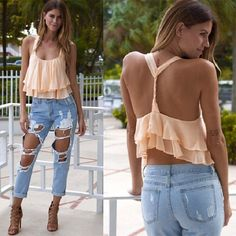 Buy here: http://www.wholesalebuying.com/product/new-women-s-fashion-sleeveless-sexy-casual-tops-chiffon-backless-blouse-153950?utm_source=pin&utm_medium=cpc&utm_campaign=ZYWB19