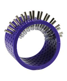 Create bangle bracelets, cuff bracelets, and curved components using the Artistic Wire 3D Bracelet Jig!