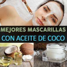 Las 11 Mejores Mascarillas Con Aceite De Coco Para Tu Piel, Cabello Y Rostro - La Guía de las Vitaminas