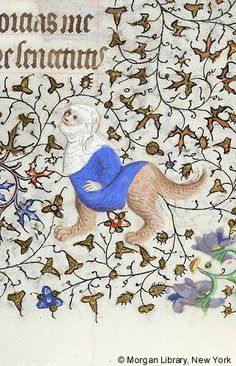 Book of Hours, MS M.1004 fol. 70r - Images from Medieval and Renaissance Manuscripts - The Morgan Library & Museum