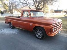 1966 Chevy c-10 pick up truck
