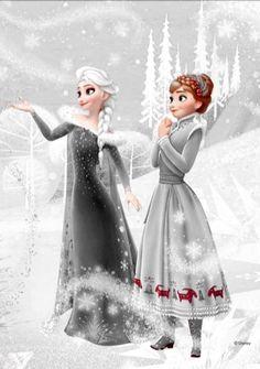 Frozen Fan❄️❄️❄️ Mother Iam a Part Time Princess. Princesa Disney Frozen, Disney Princess Frozen, Disney Princess Drawings, Disney Princess Pictures, Disney Princess Fashion, Disney Princess Dresses, Image Princesse Disney, Modern Disney Characters, Frozen Wallpaper