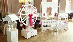 Cornish candy carts