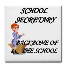 School Secretary Jokes