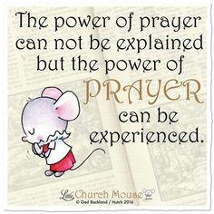 Pray is our lifeline to God