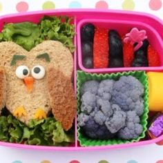 Lunch is a hoot!