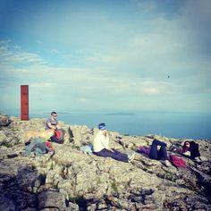 Pizzo Falcone 686 m l'Isola di Marettimo con vadoevedo