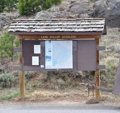 JD's Scenic Southwestern Travel Destination Blog: Utah Scenic Byway 12 ~ Larb Hollow Overlook - Fishlake National Forest