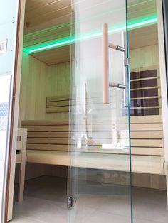 #sauna #farblicht