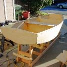 Sabotina by James Glen L, Small Boats, Bassinet, Chair, Bed, Projects, Furniture, Design, Home Decor