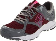 Columbia Sportswear Women's Ravenous II Outdry Trail Running Shoe Columbia. $71.07. Rubber sole. Synthetic and mesh