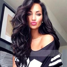 SeleonHair Human Hair Natural Body Wave Lace Front Wig With Baby Hair